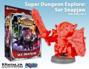 Super Dungeon Explore : Ser Snapjaw